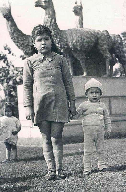 Удивительная история девочки, родившей в пять лет