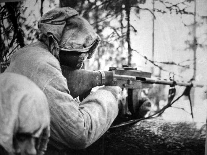 Военные инновации в на советско-финской войне