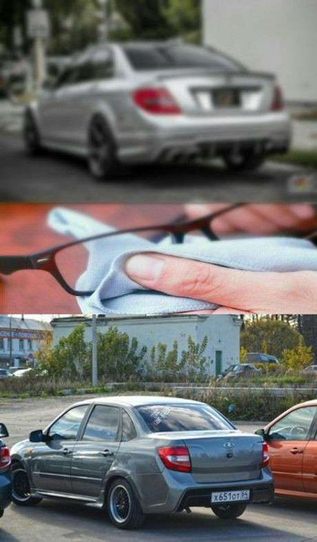Подборка автоприколов