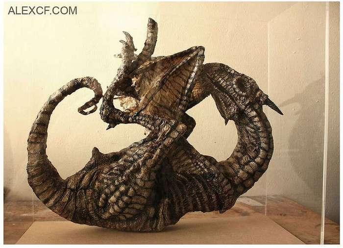 Бестиарий из фей и драконов