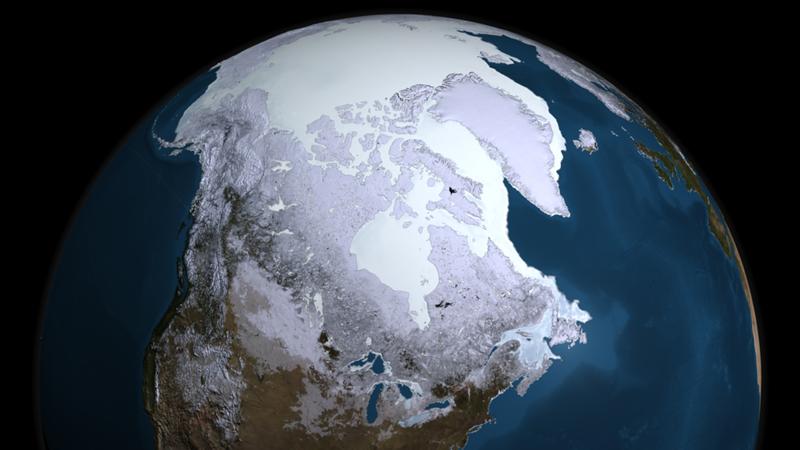 Вместо глобального потепления на Земле может наступить глобальное похолодание