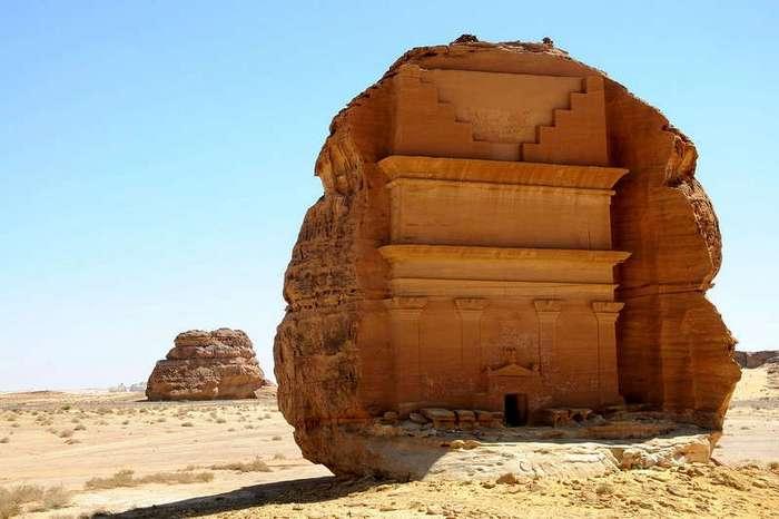 Мадаин-Салих (Mada'in Saleh)