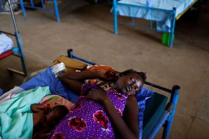 Голод в Южном Судане