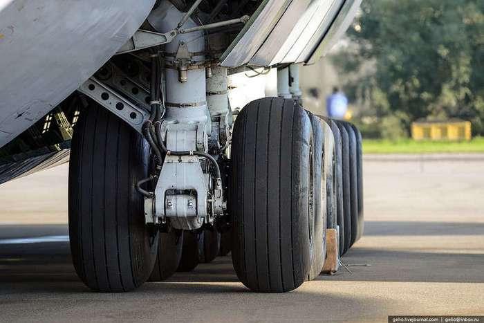 Как устроен Ан-225 -Мрия- - самый большой самолет в мире