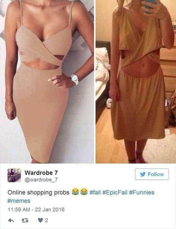 15 примеров крайне неудачного онлайн-шоппинга