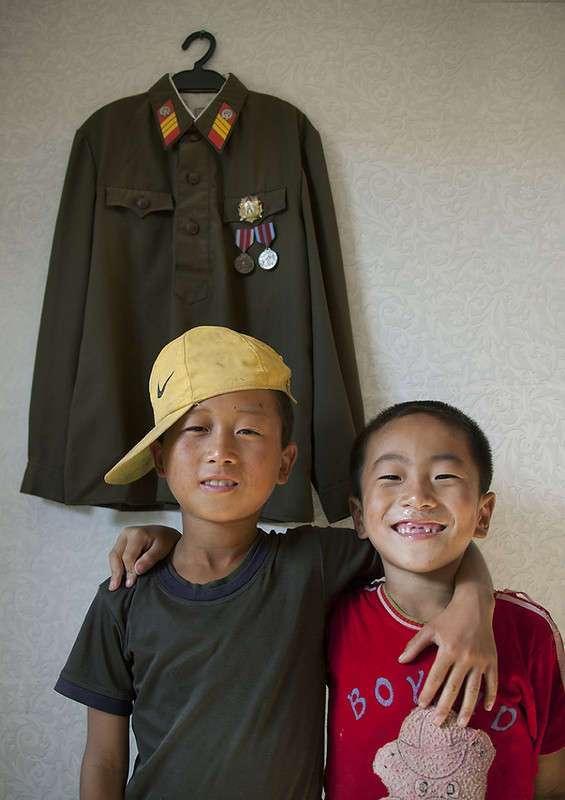Я видел, как улыбаются жители Северной Кореи!