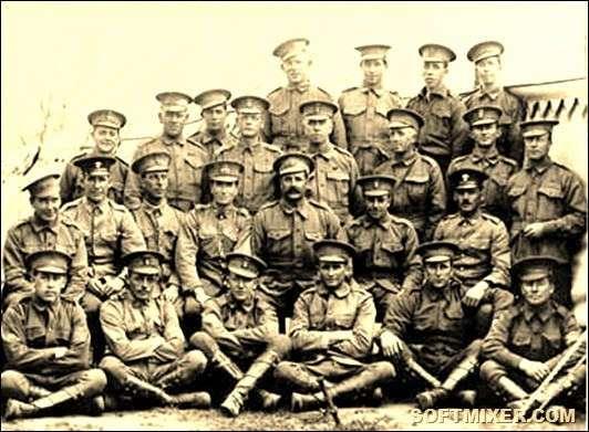 Загадка батальона норфолкского полка
