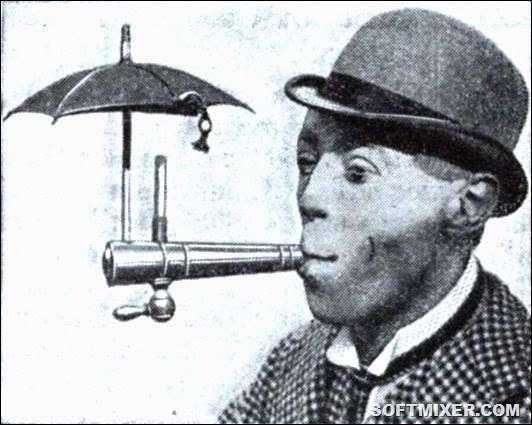 Странные изобретения прошлого для облегчения жизни