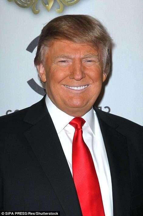 Добро пожаловать в особняк Дональда Трампа!