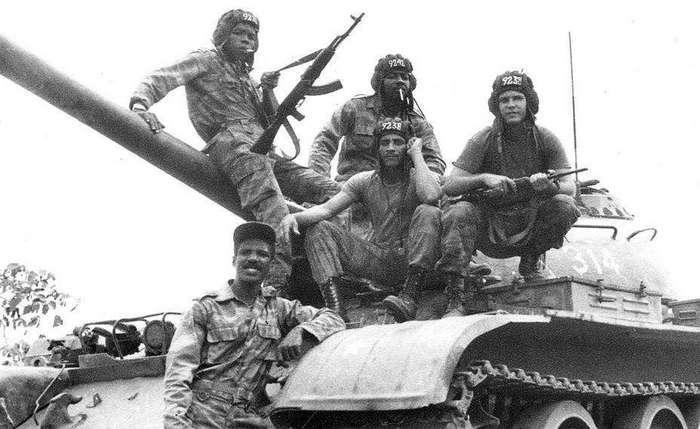 Ангольский Сталинград