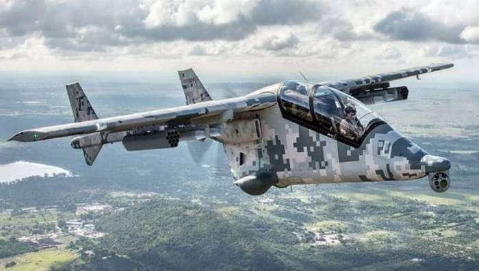 В ЮАР запустили в серию один из самых дешевых боевых самолетов в мире