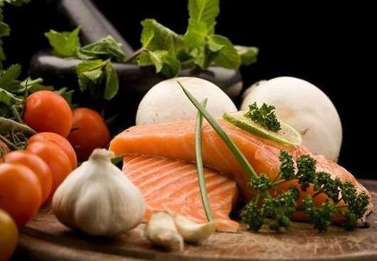 Традиционный исландский суп из лосося
