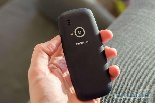 Nokia 3310 - легенды дважды не делают