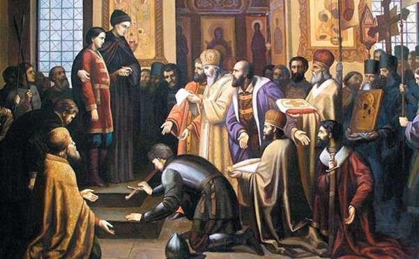 Как Русь на самом деле принимала христианство