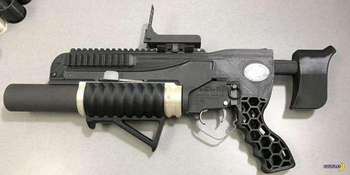 R.A.M.B.O – самодельный гранатомёт