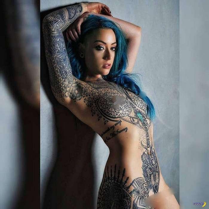 15 тысяч долларов на татуировки