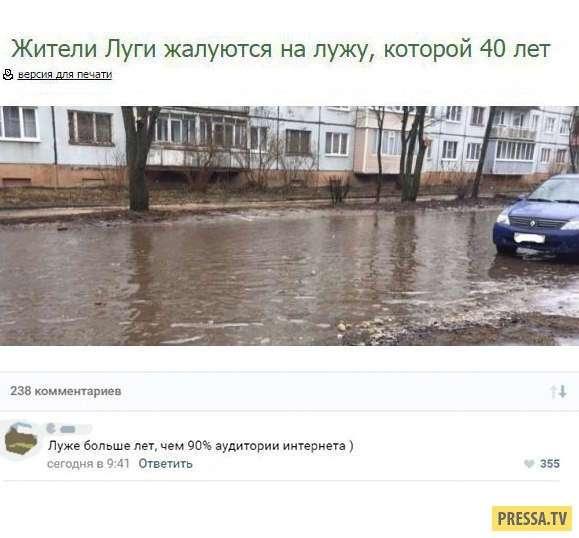 Смешные комментарии и смс переписки (46 скриншотов)