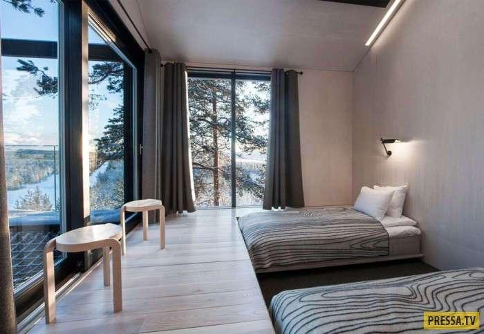 Уникальный отель в Швеции (27 фото)