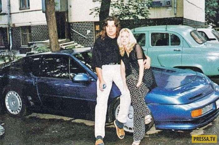 Женя Белоусов - яркая звезда 80-х и его внезапная смерть (16 фото + 2 видео)