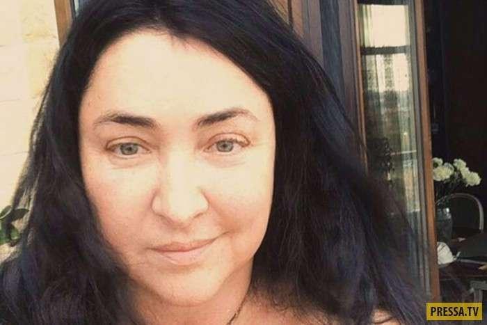 Лолита Милявская благодарит своего пластического хирурга (5 фото)