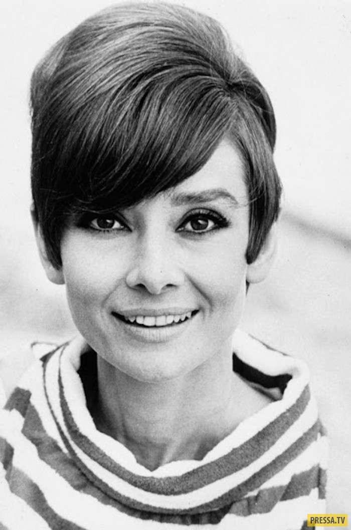Прически знаменитых женщин - икон стиля 60-х годов (11 фото)
