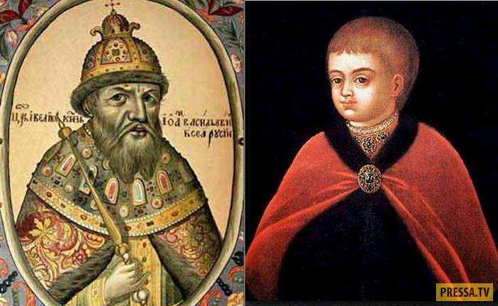 Самые известные в истории правители-дети (10 фото)