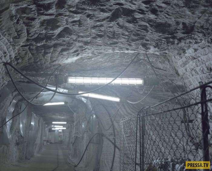 Подземная клиника для астматиков в Солотвино (6 фото)