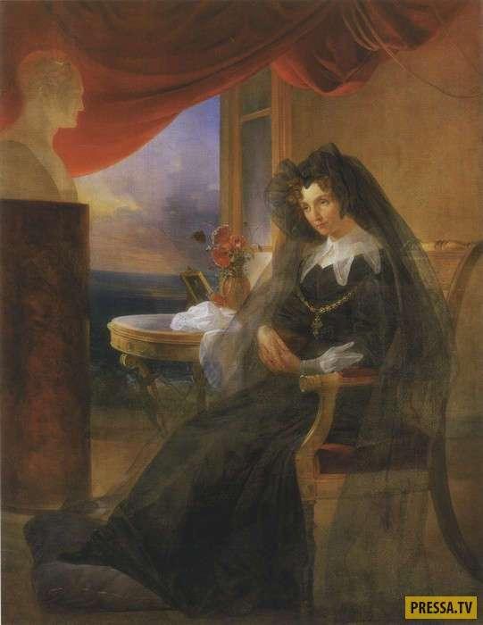 Секрет из дневника императрицы Елизаветы Алексеевны - супруги Александра Первого (8 фото)