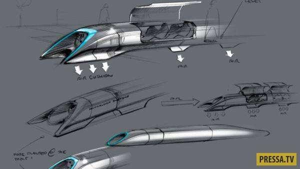 Самые сумасшедшие транспортные проекты в истории (10 фото)