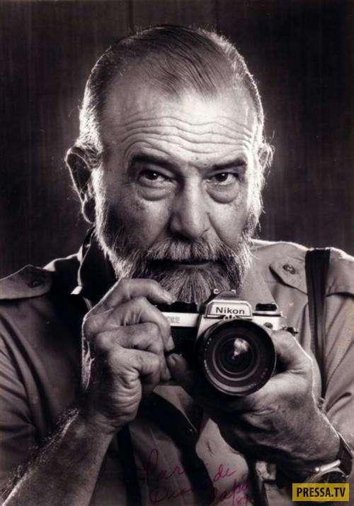 Самые известные и интересные случайные снимки (43 фото)