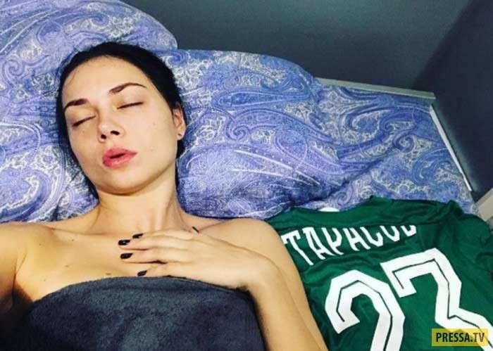 Эпатажная Настасья Самбурская и скандалы, связанные с ней (10 фото)