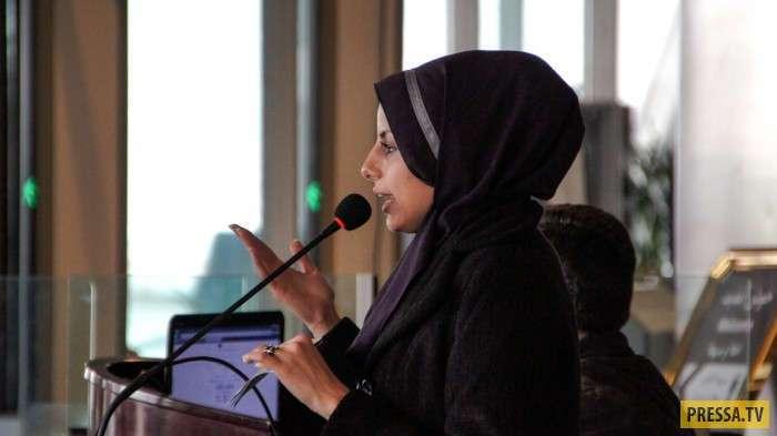 Как живётся женщинам в Иране (24 фото)