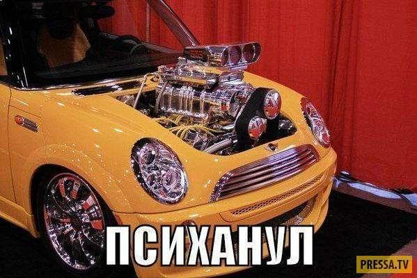 Автоприколы с Российских дорог (40 фото)