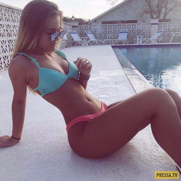 Лето, море и красивые девушки (63 фото)