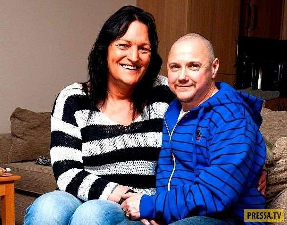 Невероятные истории людей, сменивших пол (11 фото)