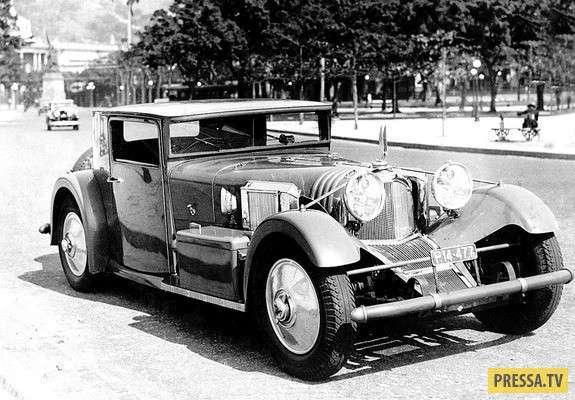 Самые интересные и необычные автомобили (12 фото)