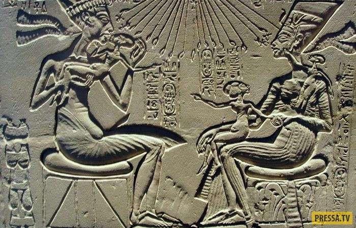 Самые необычные факты о египетских фараонах (11 фото)