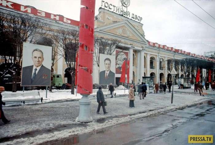 Советский Союз 1976 года в фотографиях (15 фото)
