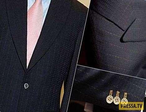 ТОП-10 самых уникальных и дорогих мужских костюмов (10 фото)