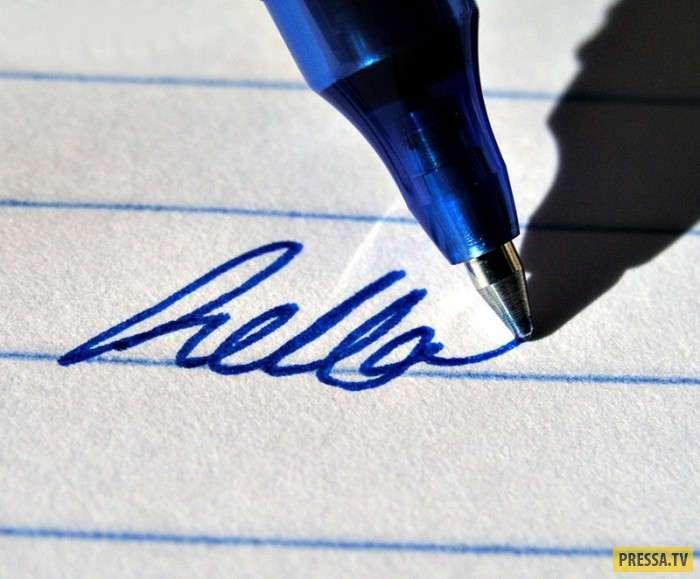 ТОП-8 интересных фактов о шариковых ручках (5 фото)