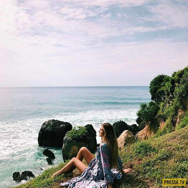 Австралийская модель разбогатела, публикуя яркие фото в Instagram (30 фото)