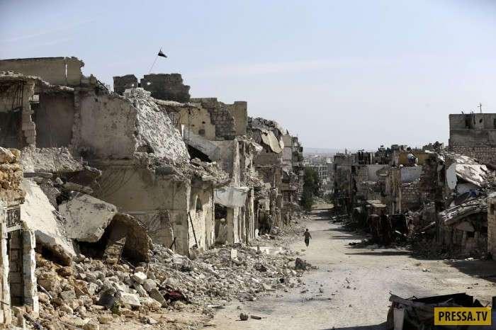 Фотографии из Сирии за март 2017 года (34 фото)