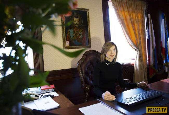 Факты из жизни Натальи Поклонской (11 фото)