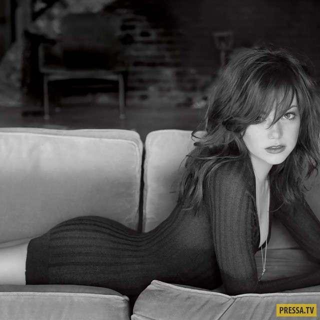 Редкие снимки актрисы Эммы Стоун (14 фото)