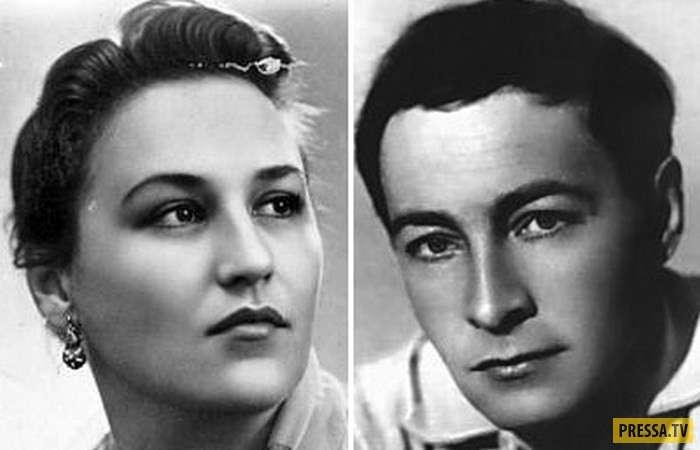 История любви Ноны Мордюковой и Вячеслава Тихонова (18 фото + видео)