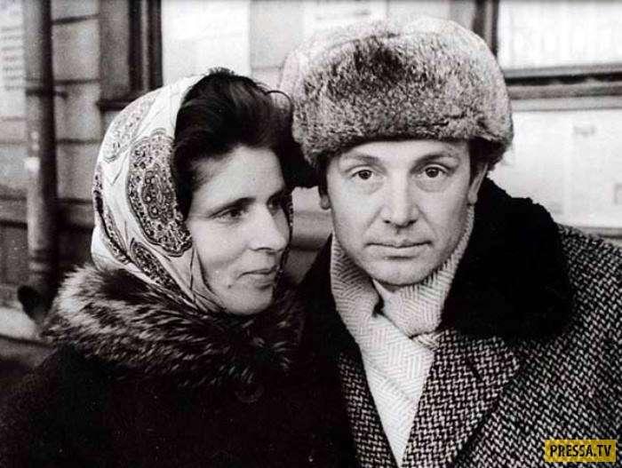 Легенда советского кино Иннокентий Смоктуновский (20 фото)