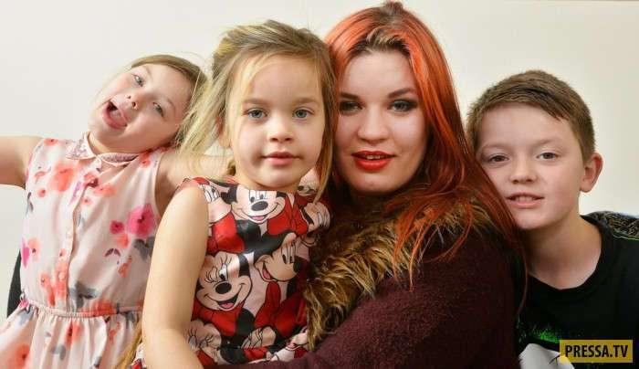Мать-одиночка стала фетиш-моделью, чтобы её трое детей ни в чём не нуждались (17 фото)