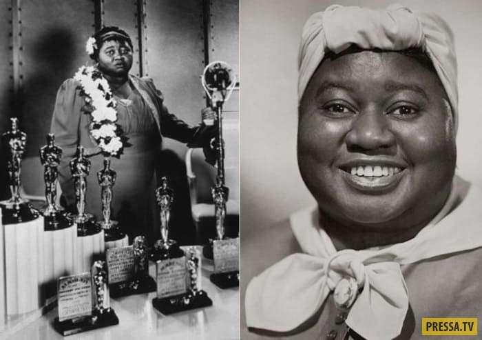 """Хэтти Макдэниэл - первая темнокожая актриса, получившая """"Оскар"""" (17 фото)"""