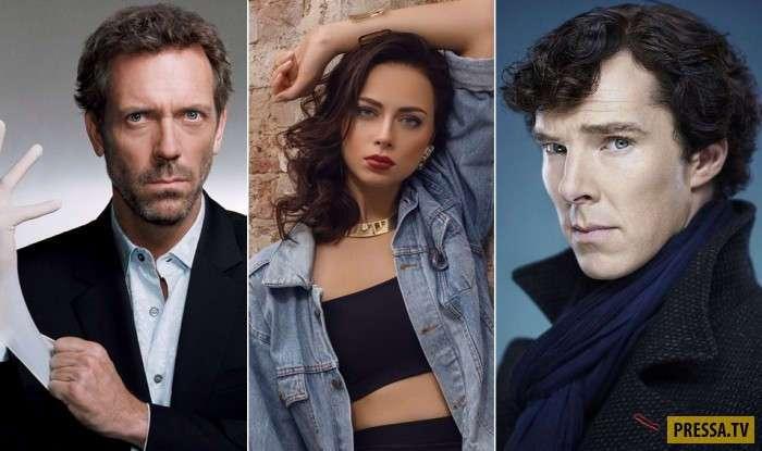 Известные актеры, которые прославились благодаря сериалам (11 фото)