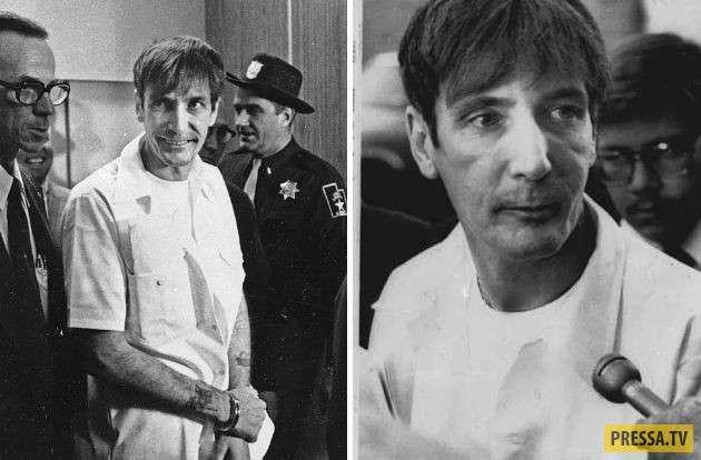 ТОП-13 последних слов перед казнью знаменитых маньяков и убийц (13 фото)